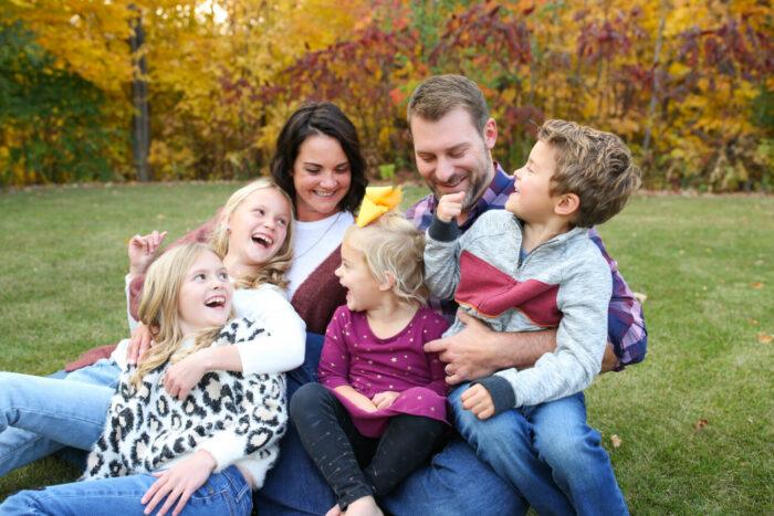 hartsell family photo